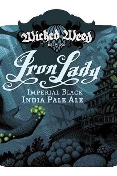 Wicked Weed Iron Lady