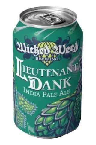 Wicked Weed Brewing Lieutenant Dank