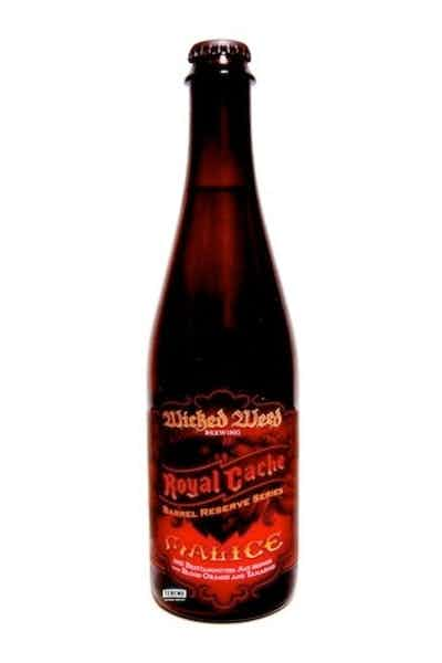Wicked Weed Brewing Malice