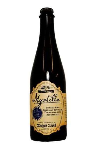 Wicked Weed Brewing Myrtille