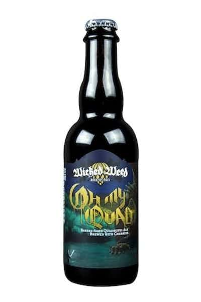 Wicked Weed Brewing Oh My Quad