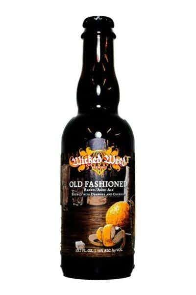 Wicked Weed Brewing Old Fashioned Bourbon Ale Barrel-Aged