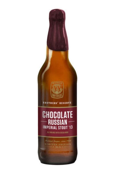 Widmer Brothers Chocolate Russian Imperial Stout