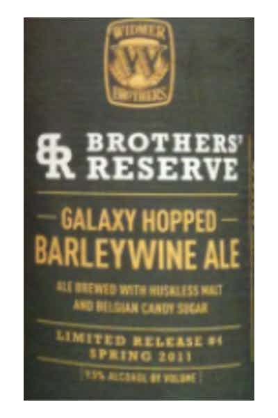 Widmer Brothers Reserve Galaxy Hopped Barleywine