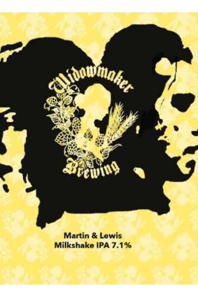 Widowmaker Brewing Martin And Lewis
