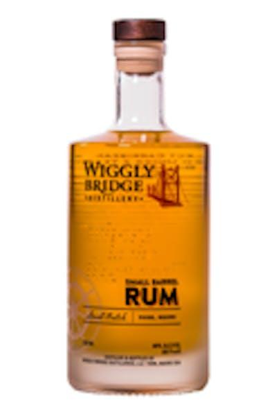 Wiggly Bridge Small Barrel Rum