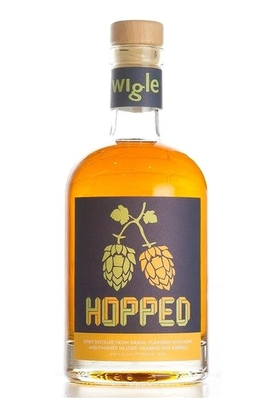 Wigle Hopped Wheat Whiskey