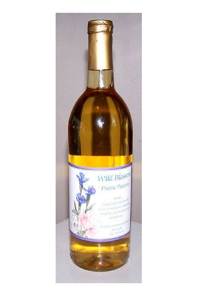 Wild Blossom Prairie Passion Mead