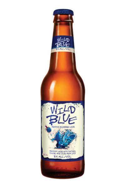 Wild Blue Bluebery Lager