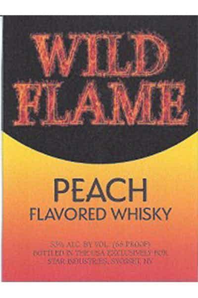Wild Flame Whisky Peach