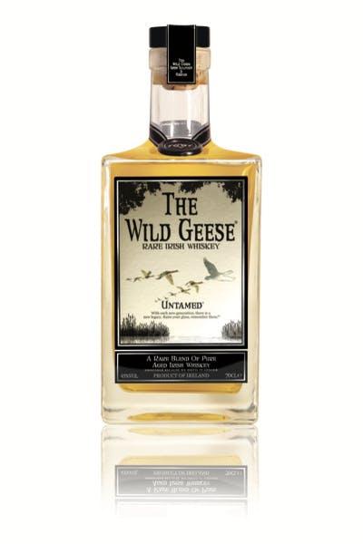 Wild Geese Irish Rare Whiskey
