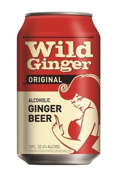 Wild Ginger Beer