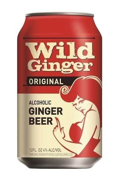 Wild Ginger Beer
