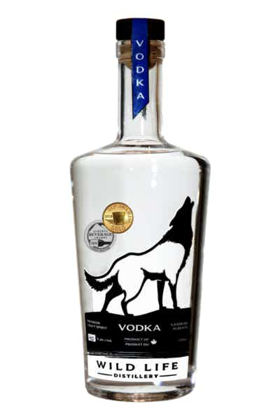 Wild Life Distillery Vodka