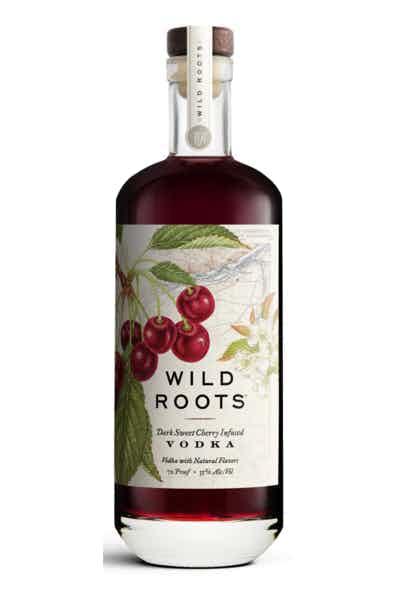 Wild Roots Dark Sweet Cherry Vodka