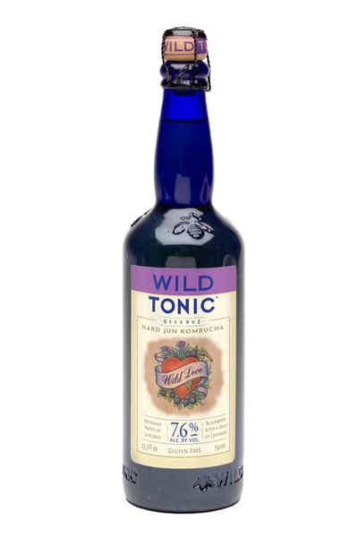 Wild Tonic Wild Love Hard Jun Kombucha