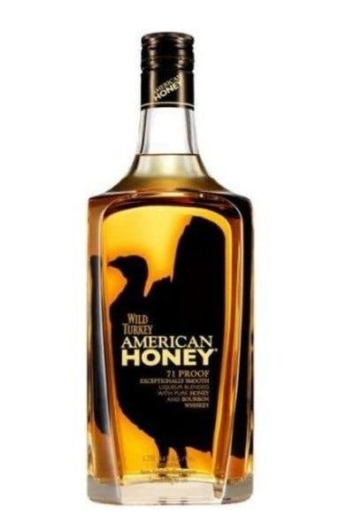 Wild Turkey American Honey Gift Set
