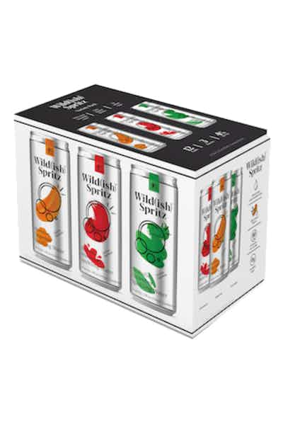 Wild(ish) Spritz Alcoholic Sparkling Water Variety Pack