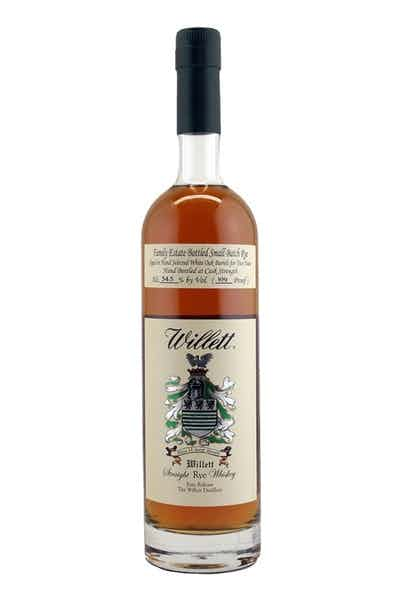 Willet 2 Year Rye Cask Strength