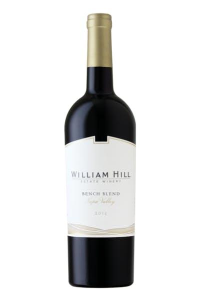 William Hill Napa Valley Bench Blend
