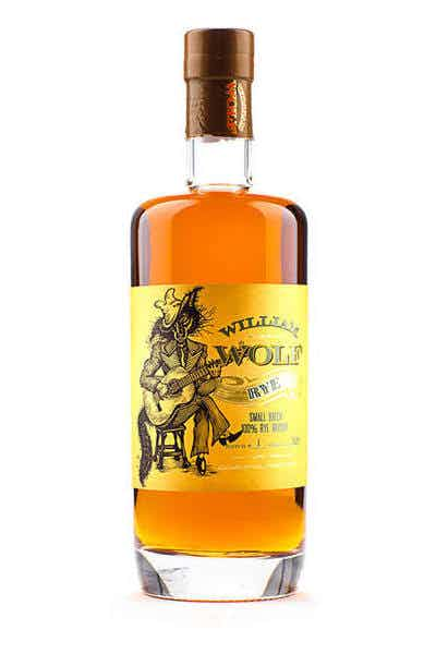 William Wolf Rye Whiskey