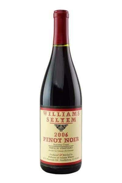 Williams Selyem Sonoma Coast Pinot Noir