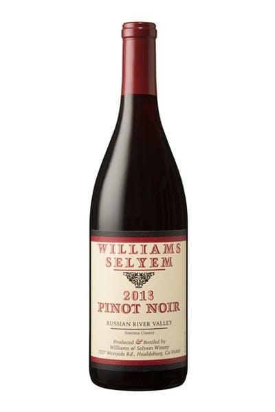 Williams Selyem Russian River Pinot Noir