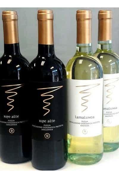 Puglia Italy Wine Variety Pack