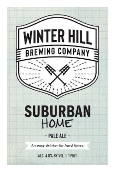 Winter Hill Suburban Home