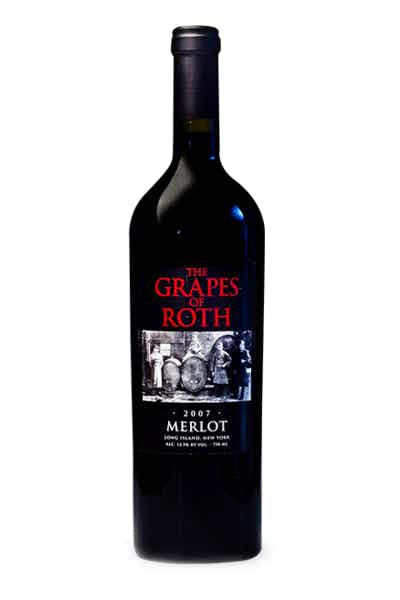 Wolffer Estate Grapes Of Roth Merlot