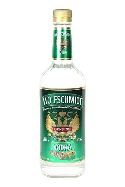 Wolfschmidt Vodka