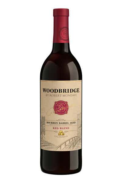 Woodbridge by Robert Mondavi Bourbon Barrel Aged Red Blend Red Wine