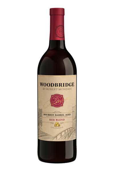 Woodbridge Bourbon Barrel Aged Red Blend by Robert Mondavi