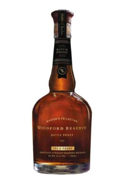 Woodford Reserve Master's Collection Kentucky Straight Bourbon Whiskey Batch Proof