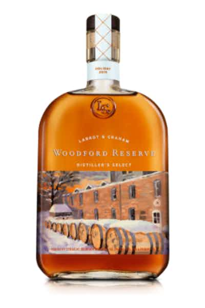 Woodford Reserve Bourbon Holiday Edition