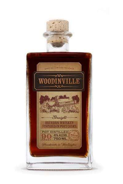 Woodinville Bourbon Port Cask