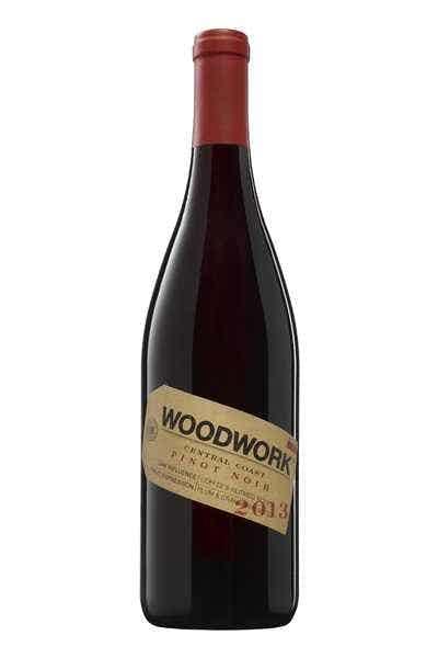 Woodwork Zinfandel