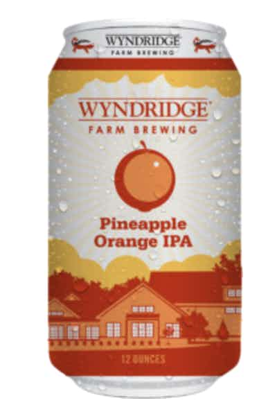 Wyndridge Pineapple Orange IPA