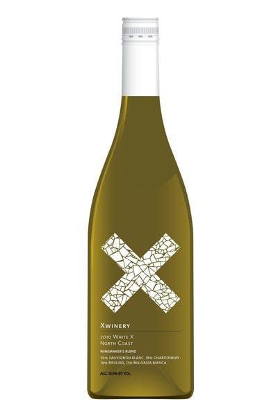 X Winery White Blend