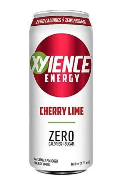 XYIENCE Energy Cherry Lime
