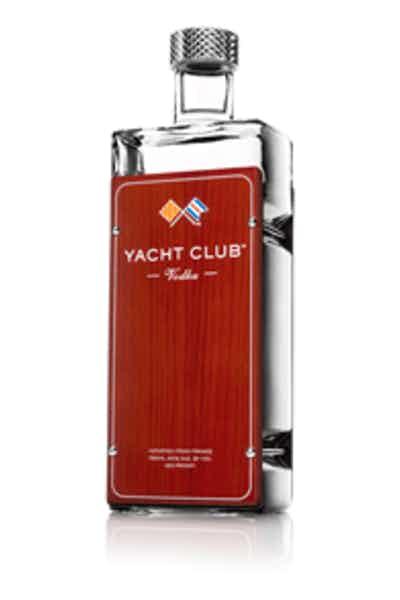 Yacht Club Vodka