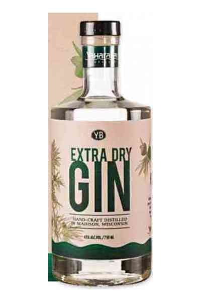 Yahara Bay Extra Dry Gin