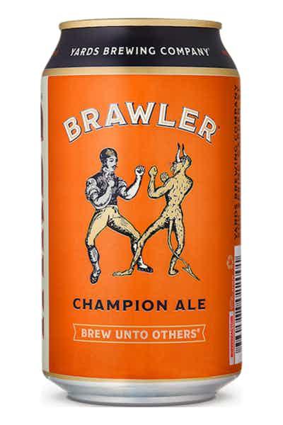Yards Brawler Champion Ale