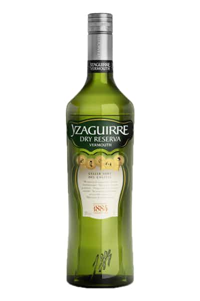 Yzaguirre Dry Vermouth Reserva