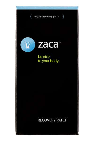 Zaca Natural Recovery Patch
