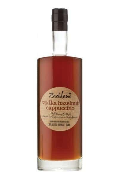 Zachlawi Hazelnut Cappuccino Vodka