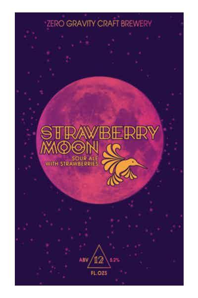 Zero Gravity Strawberry Moon