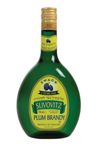 Zwack Brandy Plum Slivovitz Kosher