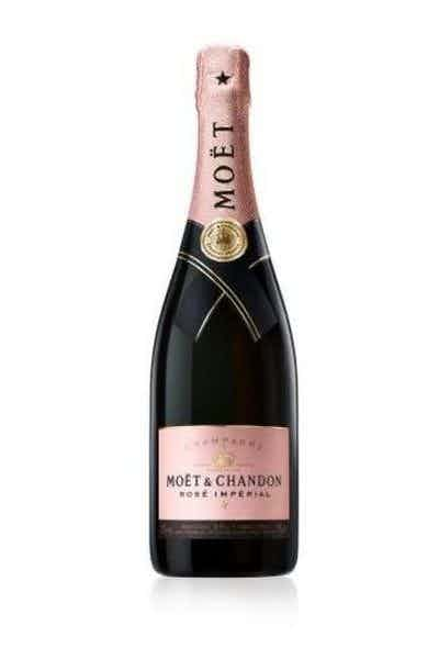Moet & Chandon Imperial Rose Champagne